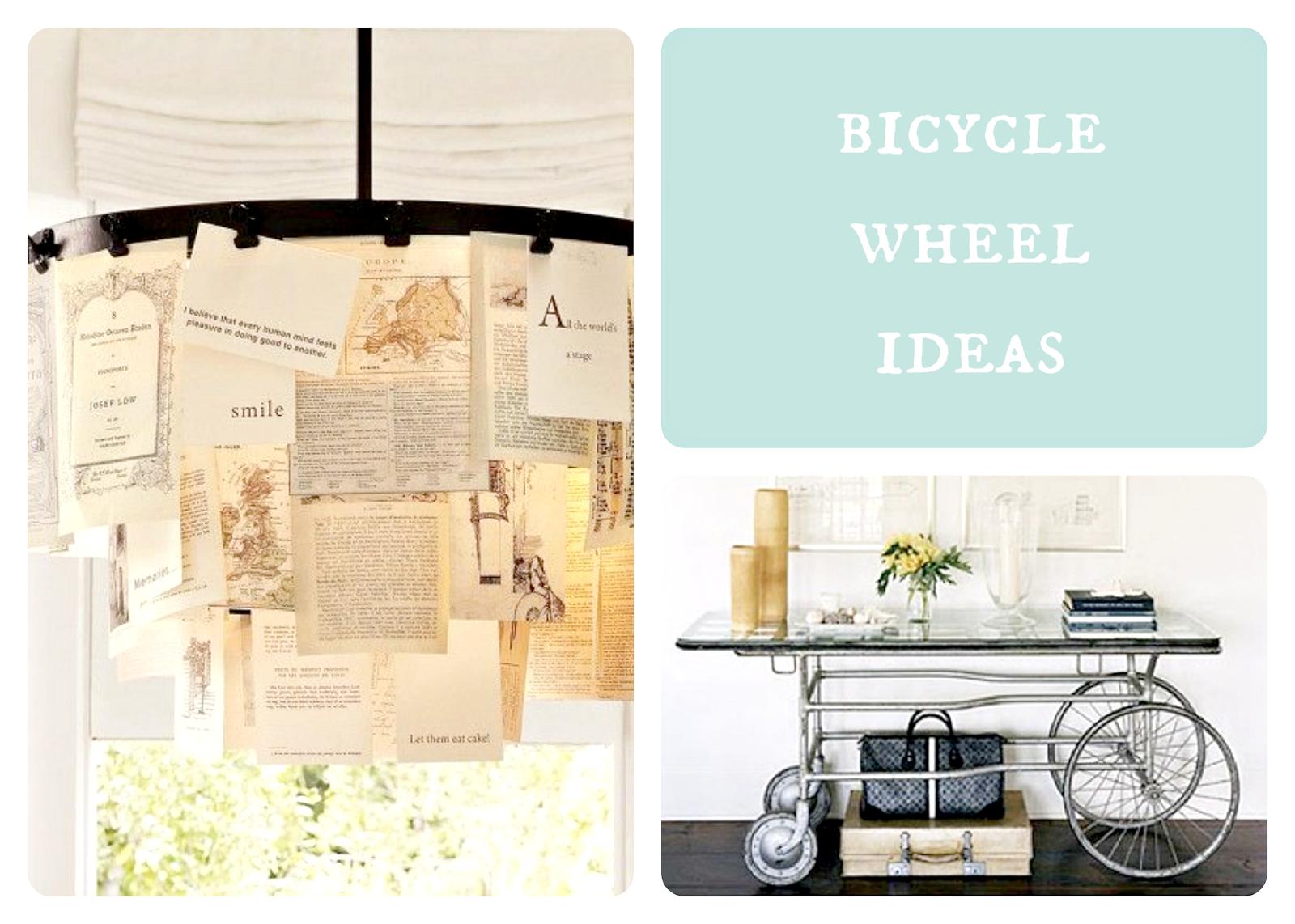 koło od roweru pomysły