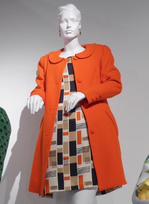 Mindy Kaling Mindy Project geometric dress