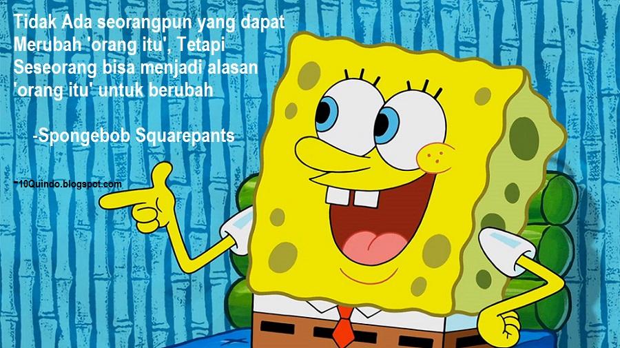 quotes spongebob bahasa quotes