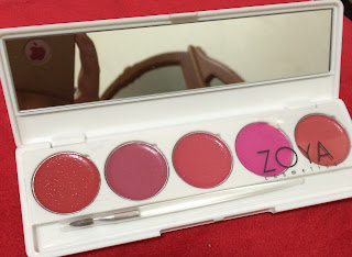 ZOYA LIP PALETTE FAIRIES SERIES
