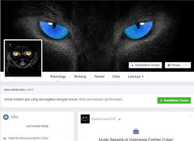 cara membuat akun facebook tanpa nama terbaru
