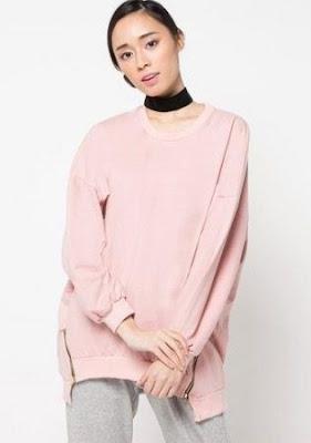 Sweatshirt polos