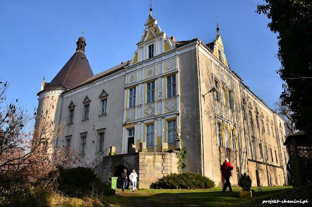 Pałac w Czernicy