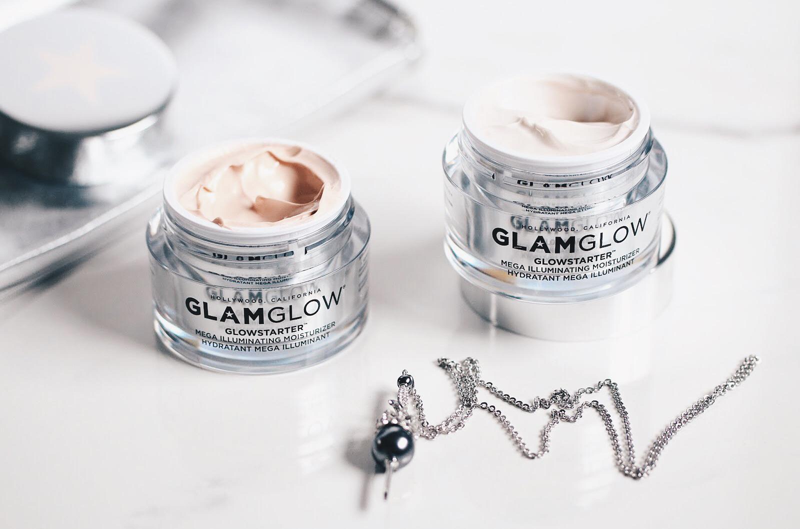 glamglow glow starter nude pearl avis test swatch