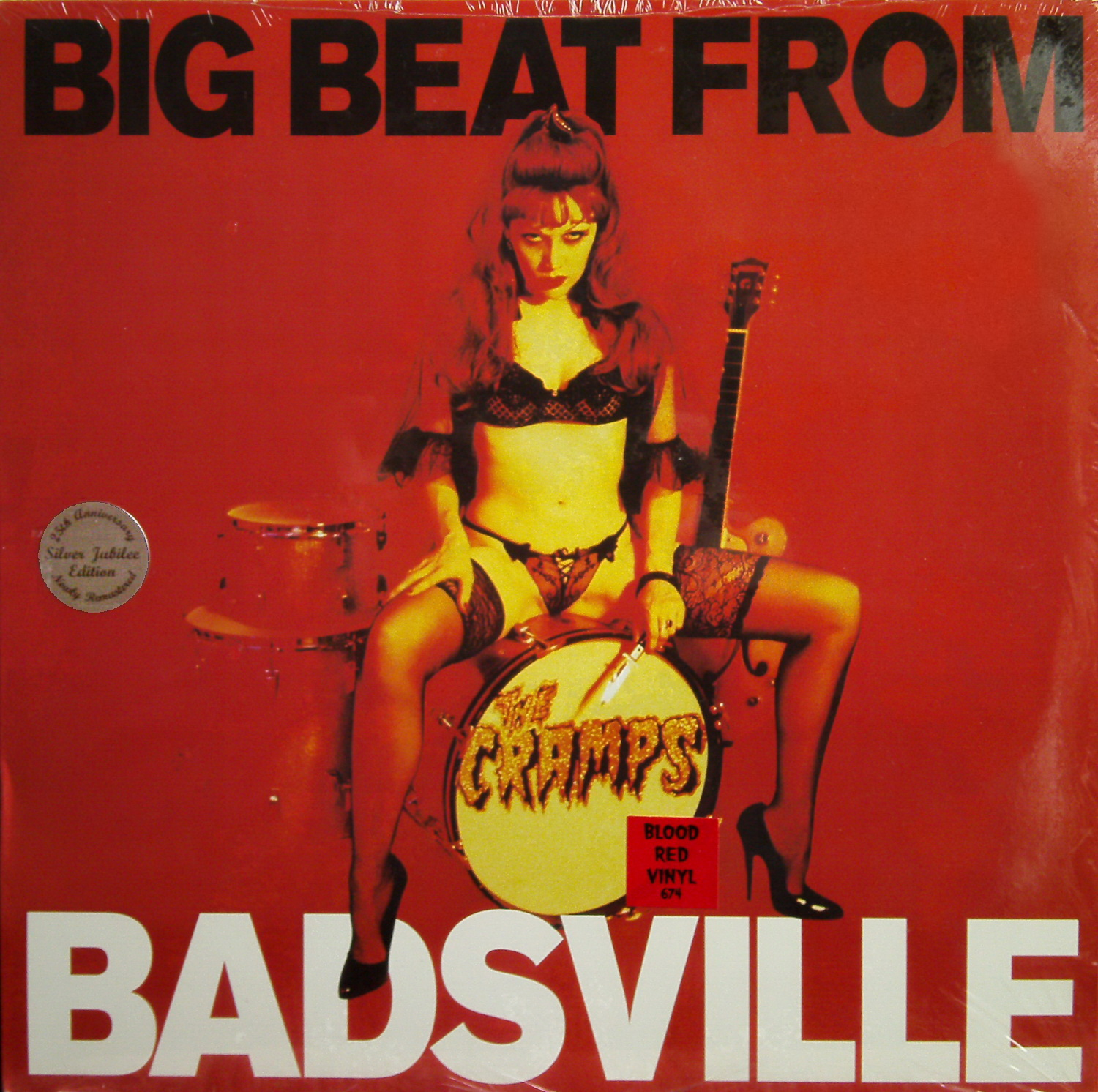 The Cramps - Big Beat From Badsville 1997  My Reader -5690
