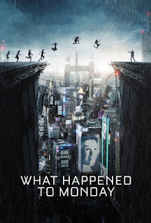 Download Film What Happened to Monday (2017) 720p WEB-Rip Subtitle Indonesia