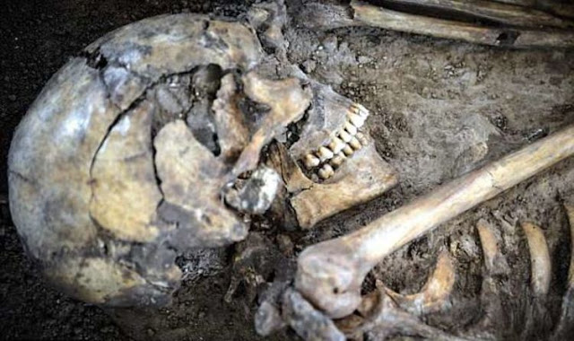 Wars and clan structure may explain a strange biological event 7,000 years ago