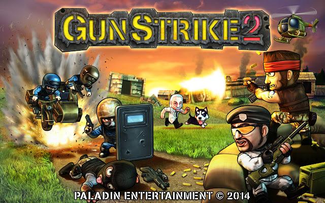 تحميل لعبة Gun Strike 2 v1.2.3 مهكرة للاندرويد