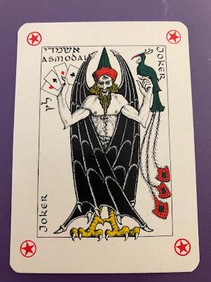 Jacobs Bible Cards Joker