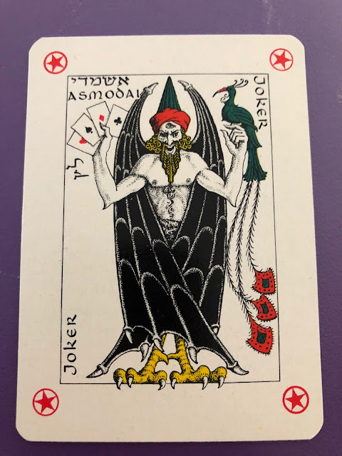 Jacobs Bible Cards Joker
