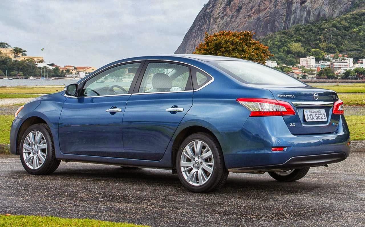 Nissan Sentra 2014 Pre 231 O Consumo Fotos E Especifica 231 245 Es
