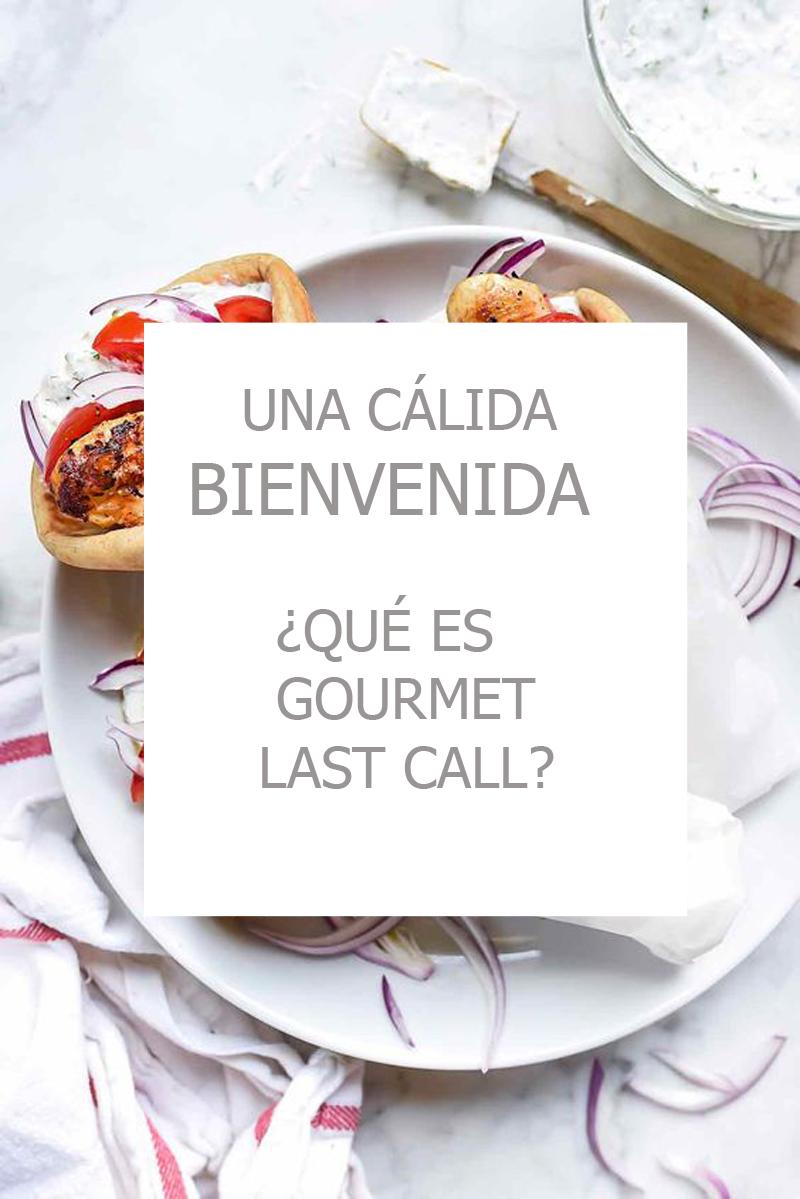 Gourmet Last Call: Bienvenida nuevo blog hosteleria y restauración