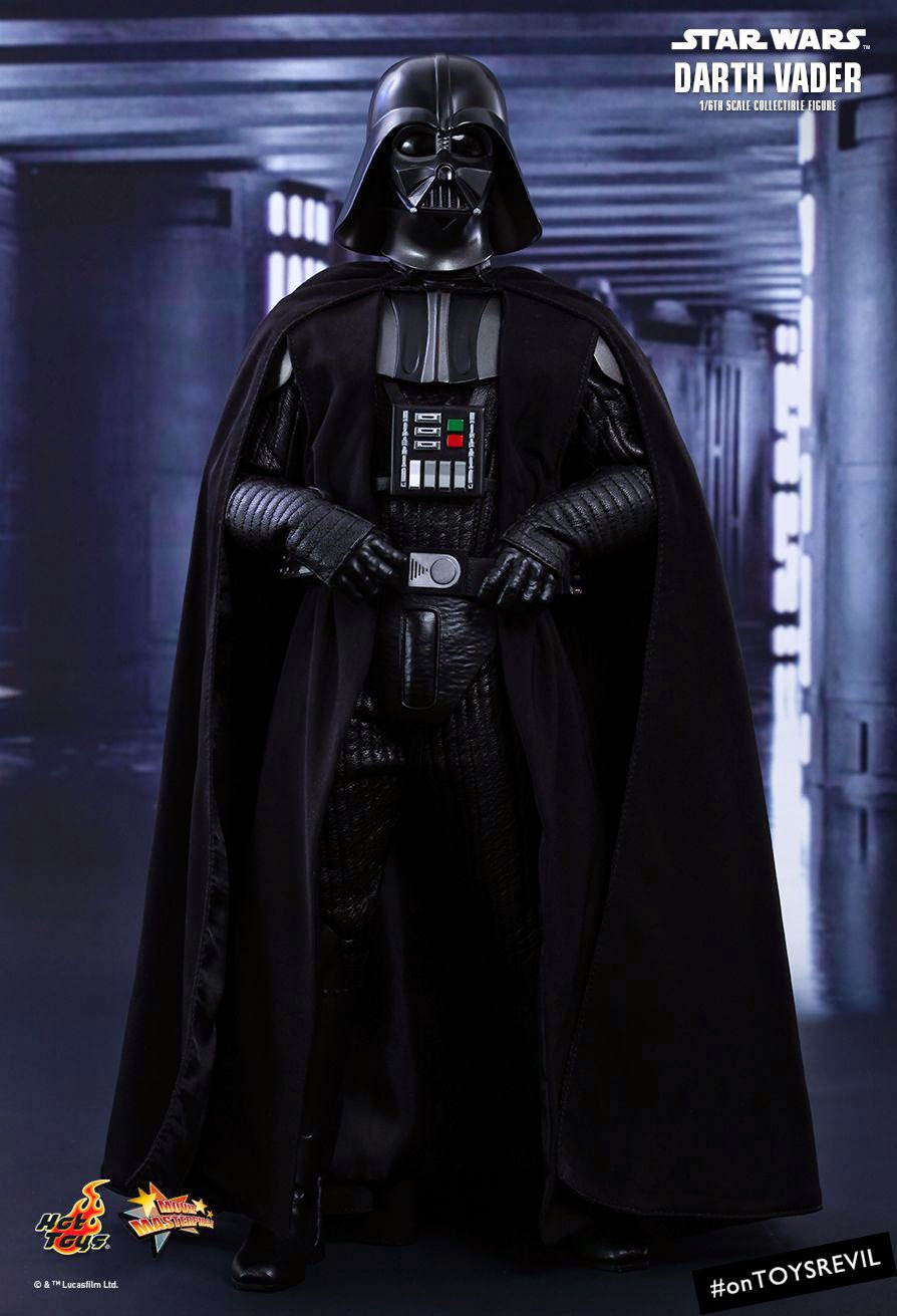 1 6 Darth Vader From Hot Toys From Star Wars Episode Iv