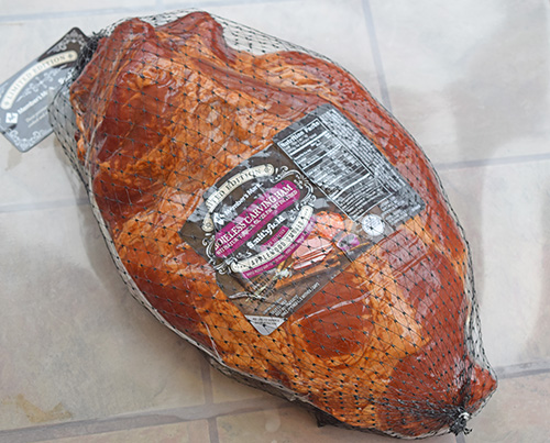 Members Mark Applewood Smoked Boneless Carving Ham by Smithfield #flavorhailsfromsmithfield