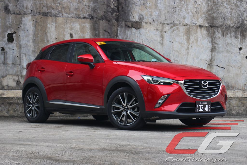 review 2017 mazda cx 3 awd activ philippine car news. Black Bedroom Furniture Sets. Home Design Ideas