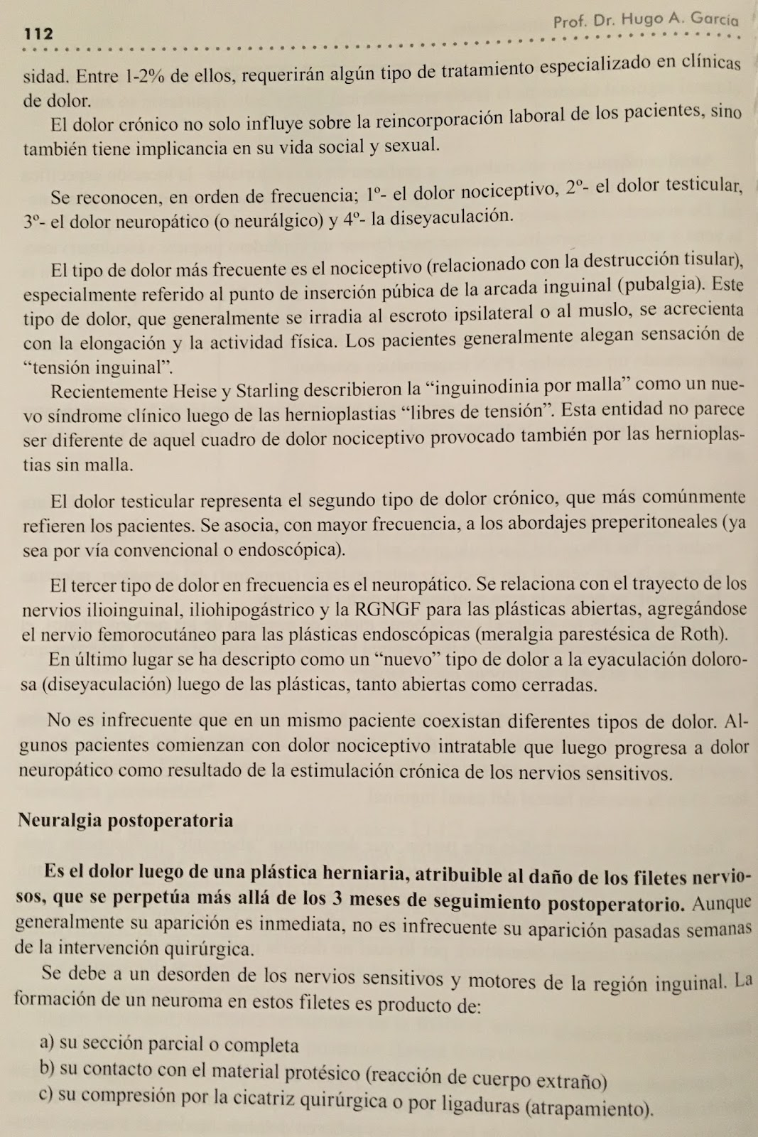 Cuadernos de Anatomía Quirúrgica: Anatomía quirúrgica de la ...