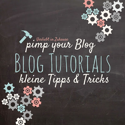 Blog Tutorials