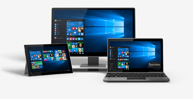 تحميل ويندوز windows 10 النسخة الاصلية من ماكيرسوفت + التفعيل