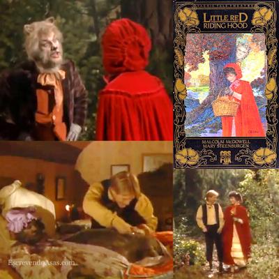 Fotos do Teatro dos Contos de Fada - Chapeuzinho Vermelho