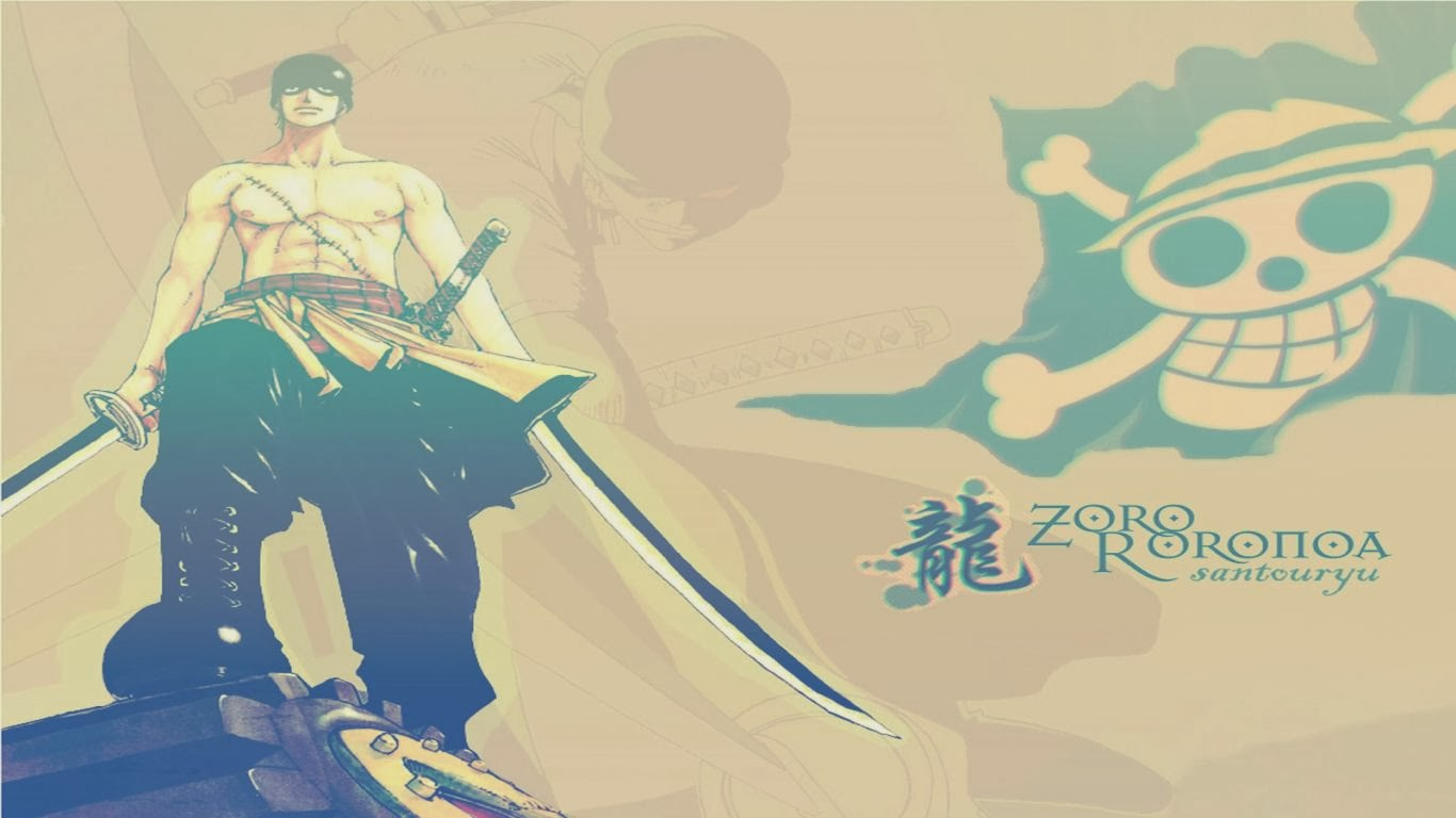 Hình nền Luffy, Zoro... One Piece cho Desktop full HD