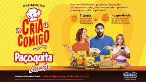 Promoção Paçoquita 2019