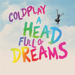 coldplayのライブ・ドキュメンタリー映画『a head full of dreams』一夜限りの劇場上映 & amazonプライム配信決定!