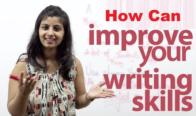 How can improve English writing skills?