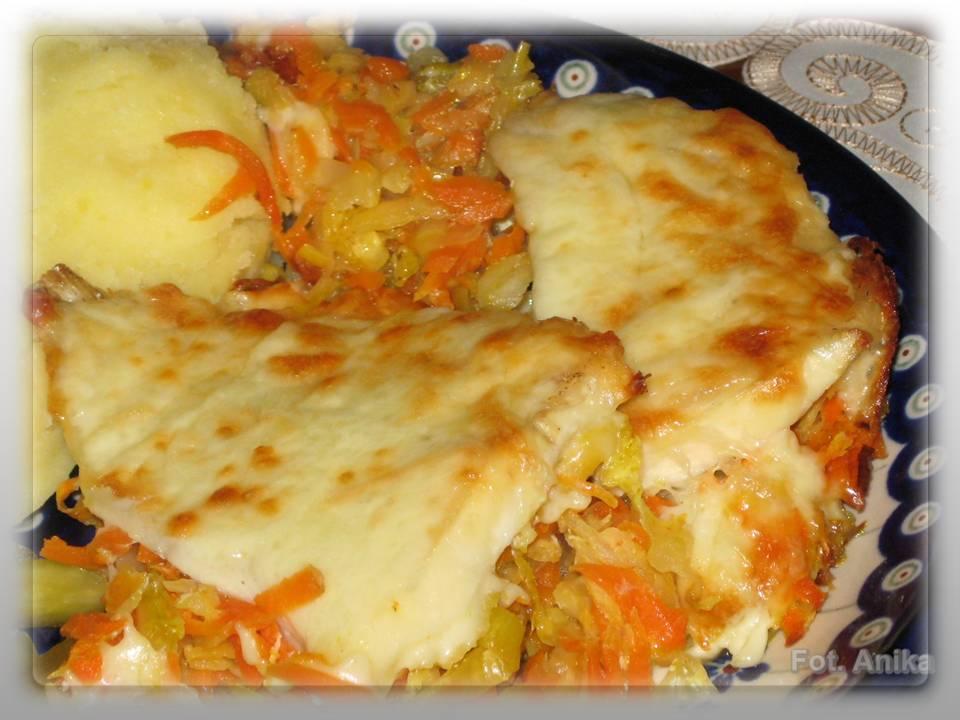Domowa Kuchnia Aniki Ryba Na Warzywach Z Piekarnika