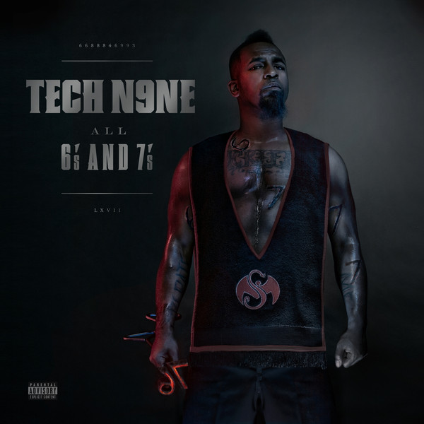 Tech N9ne - All 6's and 7's (Deluxe Edition) Cover