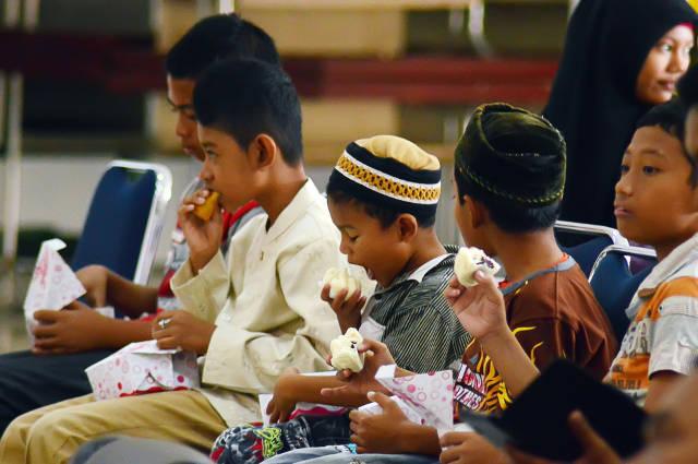 Mengajari Anak Berpuasa Di Bulan Ramadhan