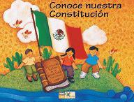 Libro de Texto Conoce Nuestra Constitucion Cuarto Grado