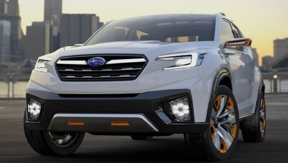 2018 subaru forester review cars reviews rumors and prices. Black Bedroom Furniture Sets. Home Design Ideas