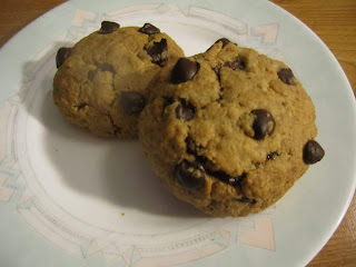 Cookies au beurre de cacahuètes coeur coulant à la Nocciolata