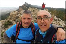 Gembre (Jembre) mendebaldeko mendiaren gailurra 854 m. - 2017ko urriaren 28an