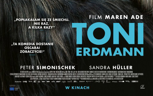 """Wygraj zaproszenie napokaz filmu """"Toni Erdmann"""""""
