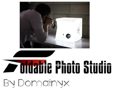 Foldable Photo Studio within reach of everyone!