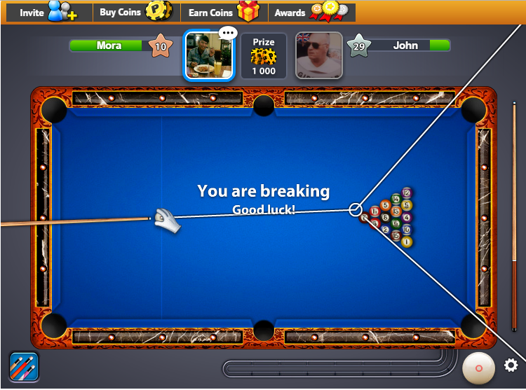 how to cheat at 8 ball pool iphone
