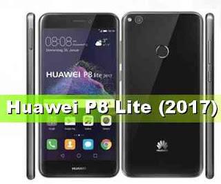 HP Huawei P8 Lite (2017)