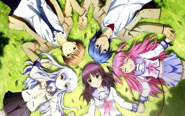 10 Rekomendasi Anime yang Mirip Angel Beats Terbaik