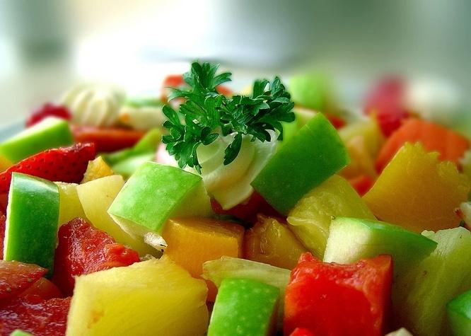 Makanan Salad