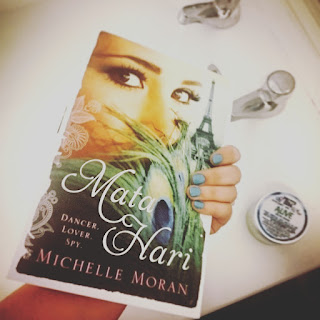 Book and Bath - Mata Hari by Michelle Moran