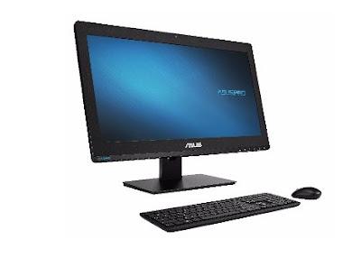 ASUS AiO A6420, PC All-in-One untuk Bisnis Layanan Jasa