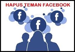 Cara Cepat Hapus Semua Teman Facebook