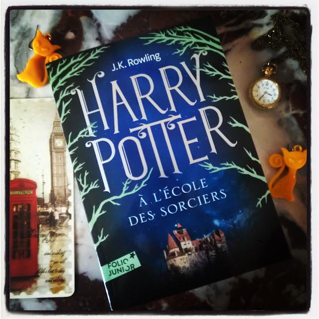 Harry Potter A L Ecole Des Sorciers J K Rowling Fofie