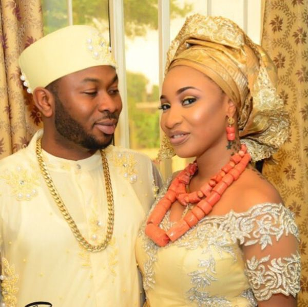 Actress Tonto Dikeh Shades Her Ex-husband, Churchill