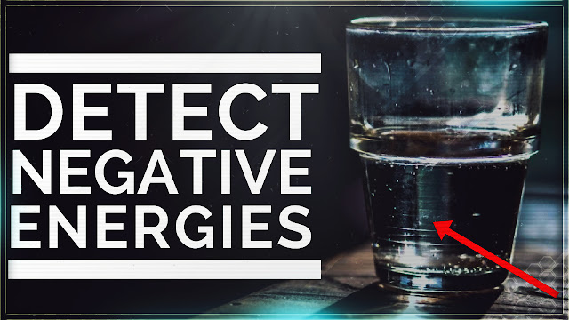 Detect Negative Energies At Home Using Only A Glass Of Water