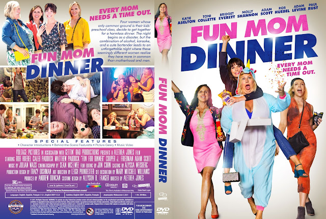 Fun Mom Dinner DVD Cover