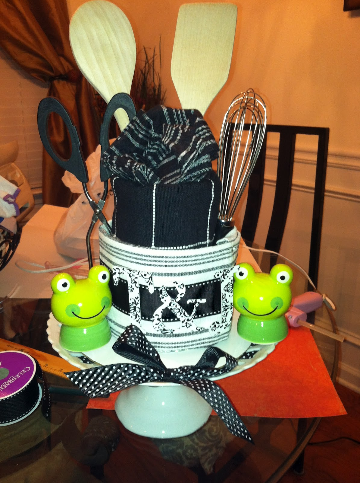 The Inspired Collection Bridal Shower Cake Gift