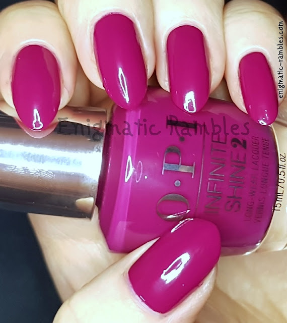Swatch-OPI-Miami-Beet-Infinite-Shine