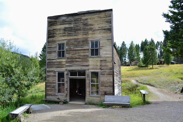 Місто-привид Гарнет, Монтана(Garnet Ghost Town, Montana)